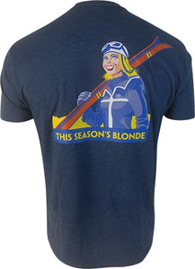 This Season's Blonde Tee