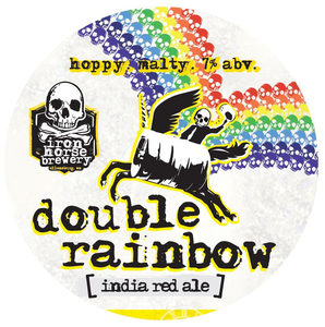 Double Rainbow Tap Stickers (25 pack)