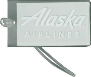 Alaska Flexible Luggage Tag