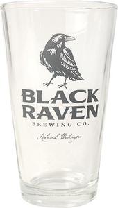 Black Raven Shaker Pint