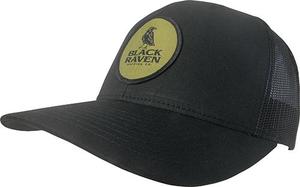 Black Raven Trucker
