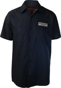 Deschutes Brewery Patch Work Shirt