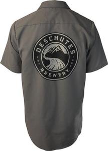 Deschutes Brewery Patch Work Shirt