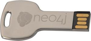 neo4j 2GB Keynote USB Drive