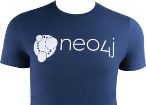 neo4j Discharge Logo T-Shirt