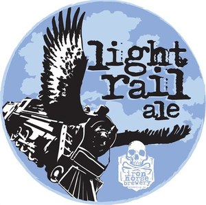 Light Rail Ale Tap Stickers (25 pack)