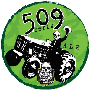 509 Style Tap Stickers (25 pack)