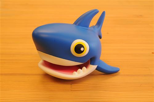 Sammy Vinyl Desk Toy