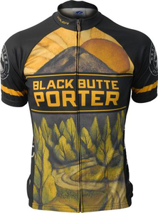 Cycling Jersey: Black Butte Porter