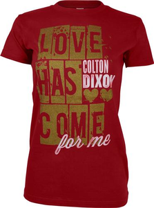 Ladies Love Has Come To Me Tee