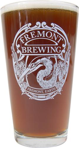 Fremont Pint Glass