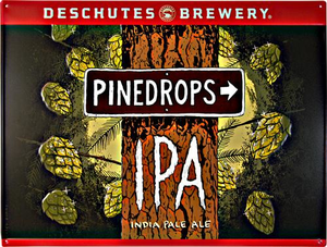 Metal Tacker: Pinedrops IPA