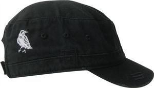 Black Raven Military Hat