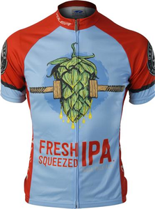 Cycling Jersey: Fresh Squeezed IPA