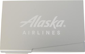 Alaska Airlines Business Card Holder