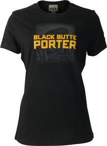 Women's Beer Logo T-Shirt: Black Butte Porter
