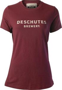 Women's Deschutes Brewery T-Shirt