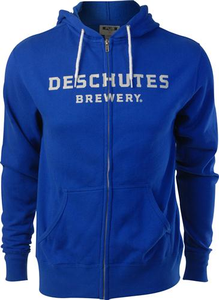 Beer Logo Zip Hoody: Fresh Squeezed IPA