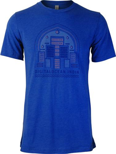 Limited Edition - Unisex India Datacenter Launch Tee