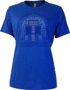 Limited Edition - Ladies India Datacenter Launch Tee