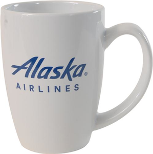 Alaska Airlines Glossy Mug 14 oz