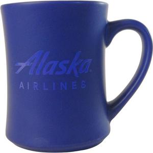 Alaska Airlines Matte Mug