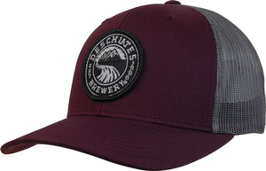 Deschutes Brewery Twill Snapback w/ Circle Patch
