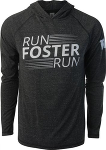 Long-Sleeve RUN FOSTER RUN Running Hoodie