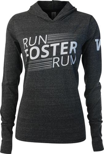 Women's Long-Sleeve RUN FOSTER RUN Running Hoody