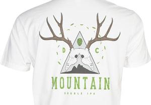Beer Logo Tee: DC Mountain DIPA