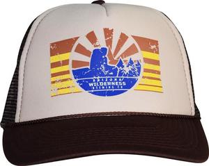 Arizona Wilderness Foam Trucker Hat