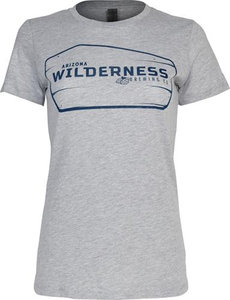 Women's Beer Logo Tee: Refuge IPA