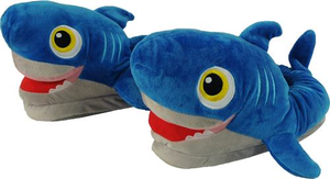 Plush Sammy Slippers