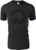 Unisex TriBlend Tee - Black Ink image 1