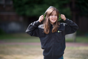 Youth Game-Inspired Hoodie