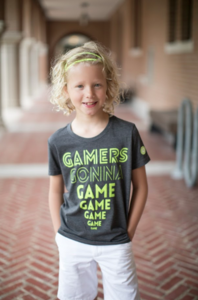 Youth Gamers Gonna Game Tee