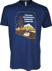 Arizona Wilderness State Tee