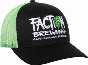 Faction Brewing Custom Trucker Hat