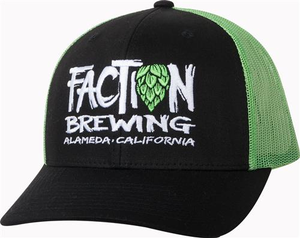 Faction Trucker Hat