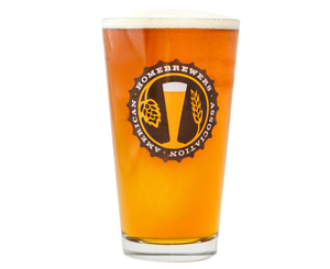 AHA 16 oz Pint Glass