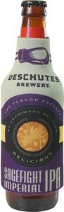 Beer Logo Bottle Koozie: Sagefight Imperial IPA