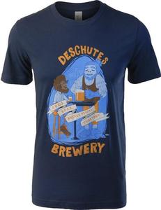 Deschutes Brewery Yeti T-Shirt