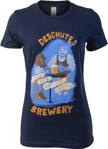 Women's Deschutes Brewery Yeti T-Shirt