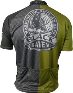 Black Raven Bike Jersey