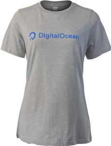 Ladies DigitalOcean Logo Tee