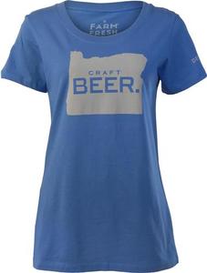 Women's Deschutes Brewery State T-Shirt