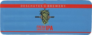 Beer Logo Slap Koozie: Fresh Squeezed IPA