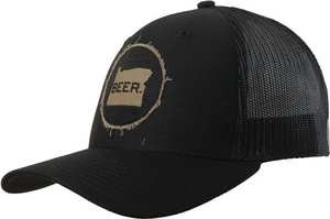 Deschutes Brewery Snapback w/ Beer Patch