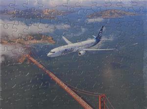 100 Piece Puzzle - San Francisco