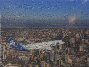 100 Piece Puzzle - Seattle